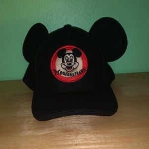 Mouseketeers Disney Mickey MouseClub Ear Hat Black